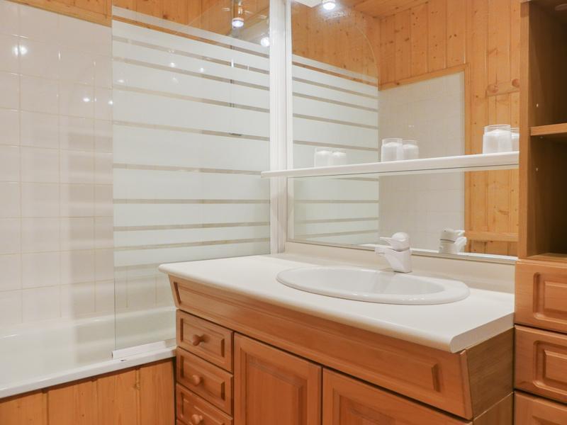 Location au ski Appartement 2 pièces 5 personnes (806) - Residence Plein Soleil - Mottaret - Cuisine