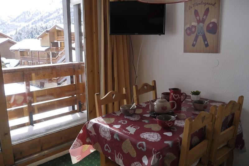 Location au ski Appartement 2 pièces 4 personnes (419) - Residence Pralin - Mottaret