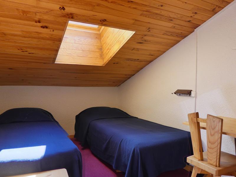 Location au ski Appartement 3 pièces mezzanine 7 personnes (29) - Residence Saulire - Mottaret - Cuisine