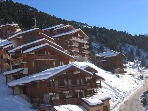 Location au ski Appartement 4 pièces 6 personnes (496) - Residence Sherpa - Mottaret