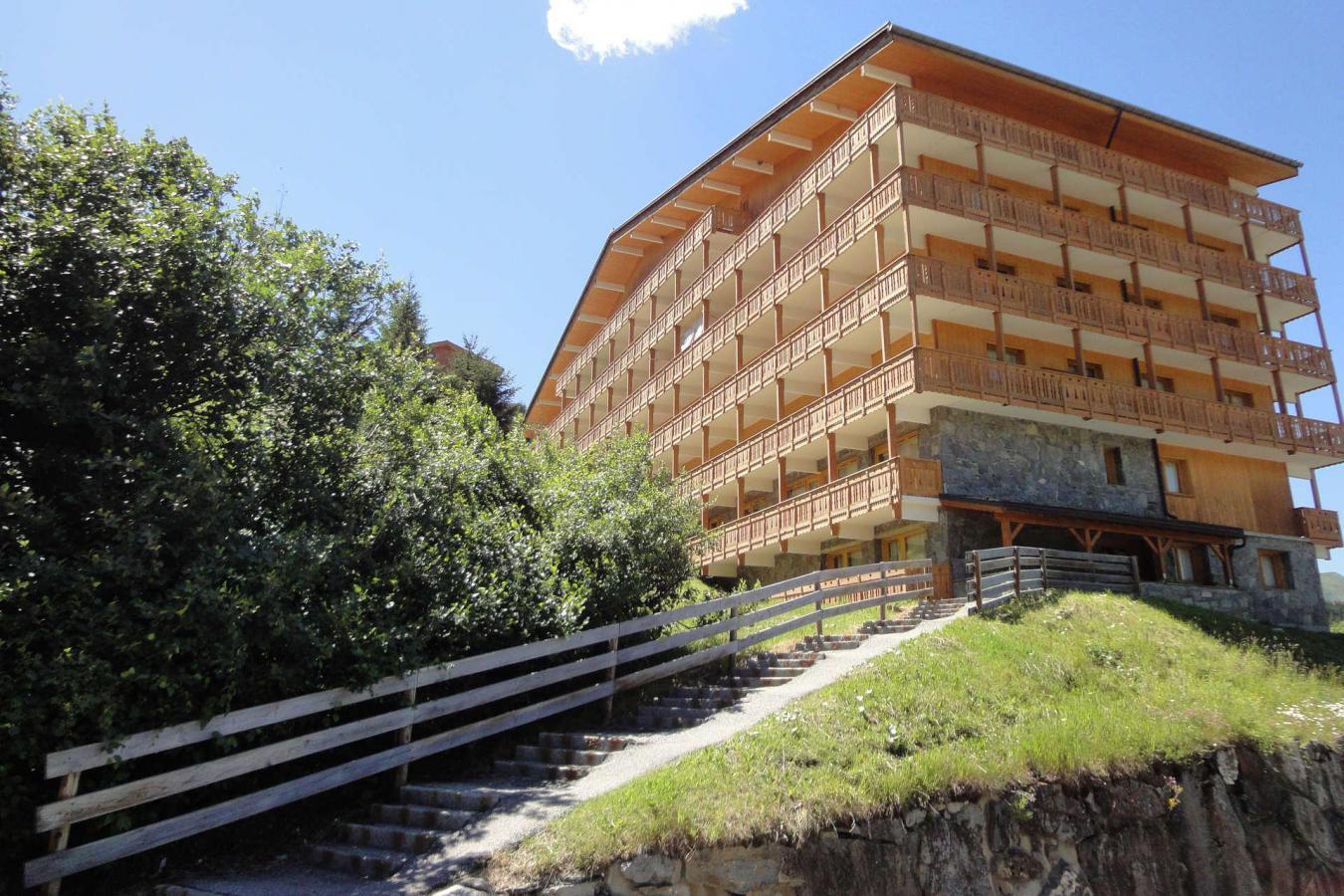 Location au ski Residence Vanoise - Mottaret