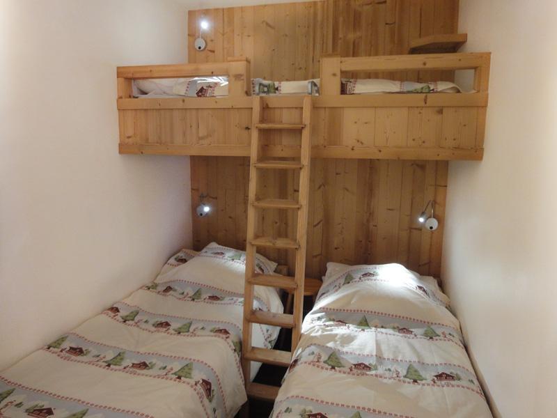 Location au ski Appartement 2 pièces coin montagne 5 personnes (019) - Residence Vanoise - Mottaret - Cuisine