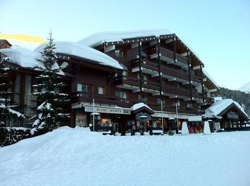 Hotel mont vallon m ribel mottaret location vacances ski for Hotel au ski