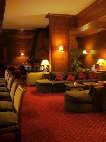 Location au ski Hotel Mont Vallon - Méribel-Mottaret - Intérieur