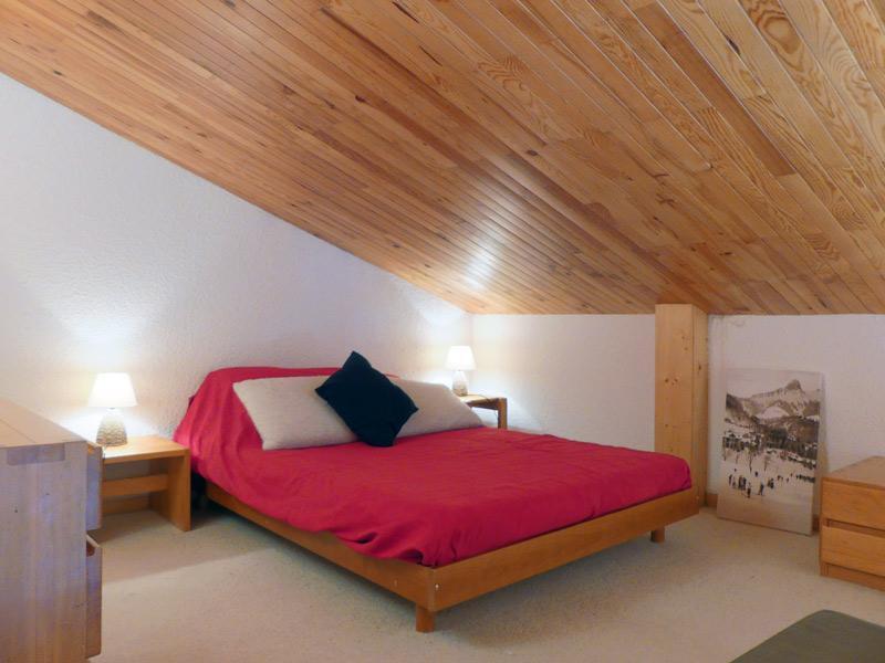 Location au ski Appartement 2 pièces mezzanine 6 personnes (014) - Residence Aiguille Du Fruit - Méribel-Mottaret