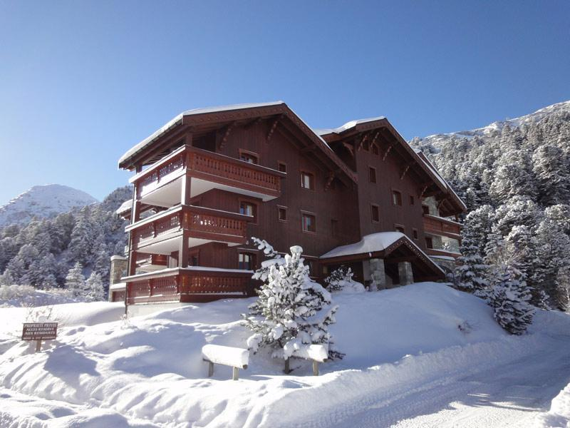 Location au ski Residence Alpages Du Mottaret - Méribel-Mottaret