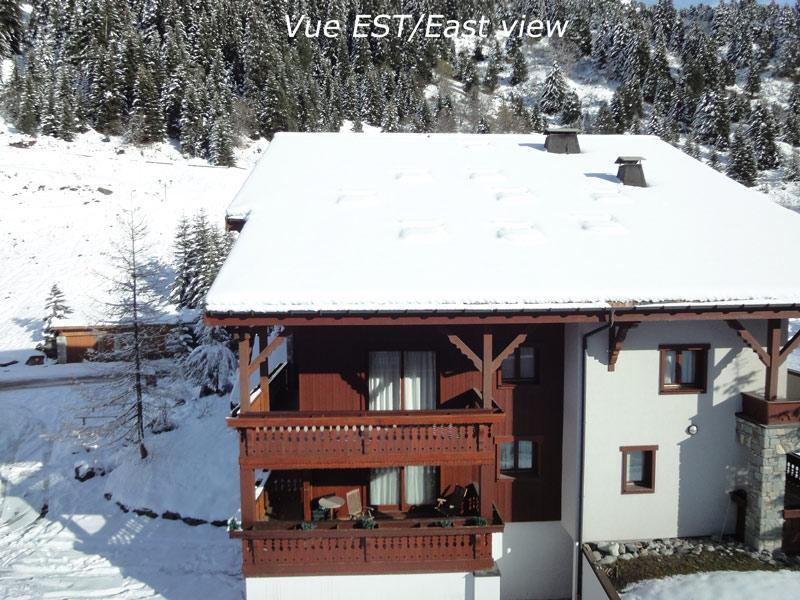 Location au ski Appartement 3 pièces mezzanine 6 personnes (B9) - Residence Alpages Du Mottaret - Méribel-Mottaret