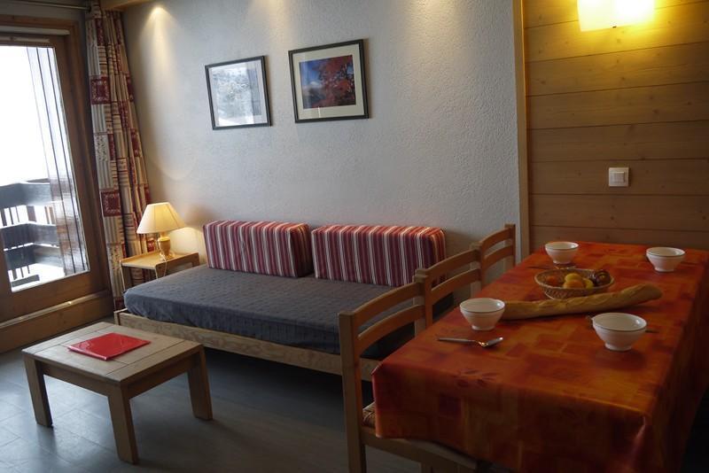 Location au ski Appartement 2 pièces 5 personnes (068) - Residence Arpasson - Méribel-Mottaret