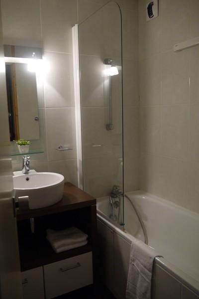 Location au ski Appartement 2 pièces 5 personnes (047) - Residence Arpasson - Méribel-Mottaret - Baignoire