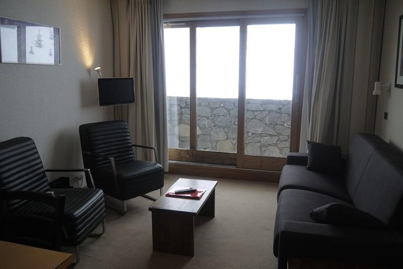 Location au ski Appartement 2 pièces 5 personnes (047) - Residence Arpasson - Méribel-Mottaret - Canapé-lit