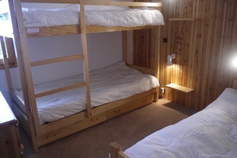 Location au ski Appartement 2 pièces 5 personnes (047) - Residence Arpasson - Méribel-Mottaret - Lit double