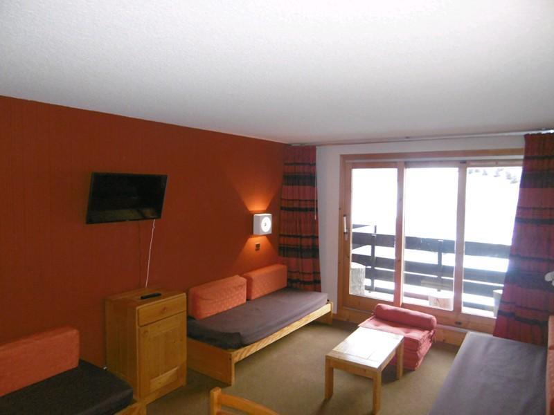 Location au ski Appartement 2 pièces 5 personnes (MO ARP 077E) - Residence Arpasson - Méribel-Mottaret - Séjour