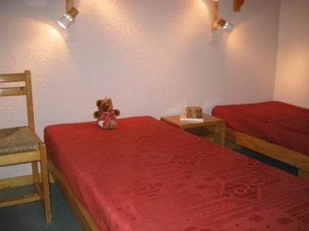 Location au ski Appartement 3 pièces 8 personnes (073) - Residence Arpasson - Méribel-Mottaret - Lit simple