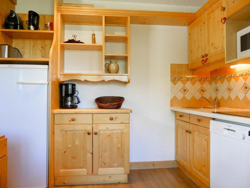 Location au ski Appartement duplex 3 pièces 7 personnes (007) - Residence Asphodeles - Mottaret