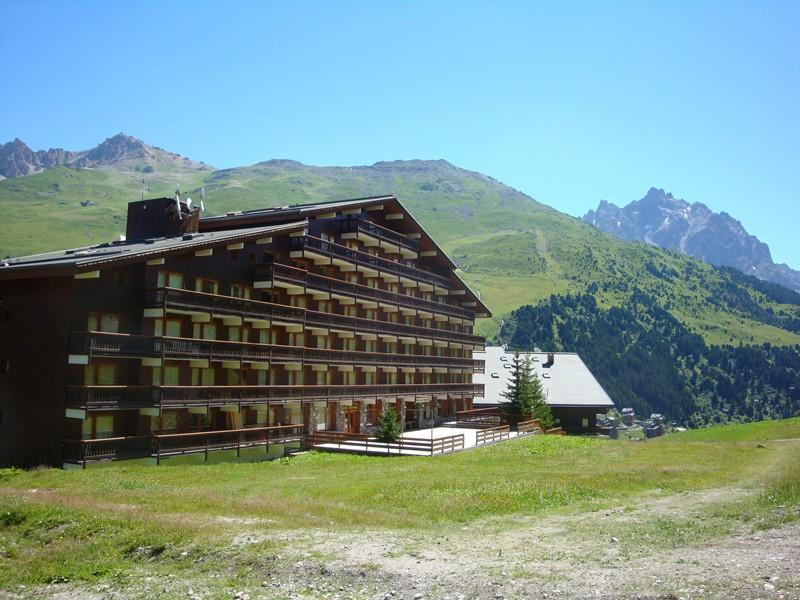Location au ski Appartement 2 pièces 4 personnes (031) - Residence Cembros - Méribel-Mottaret