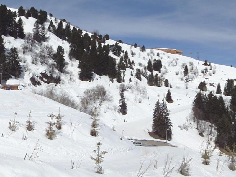 Location au ski Studio 3 personnes (D10) - Residence Cimes I - Mottaret