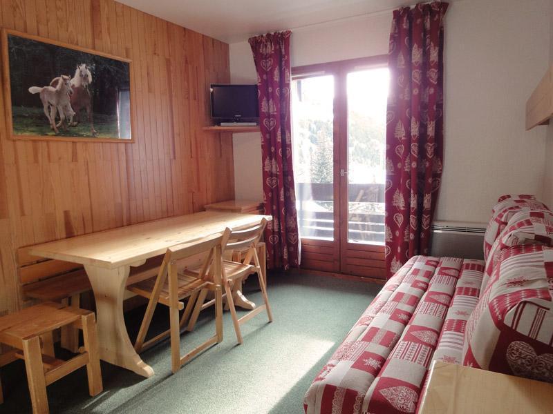Location au ski Appartement 2 pièces 4 personnes (008) - Residence Erines - Méribel-Mottaret