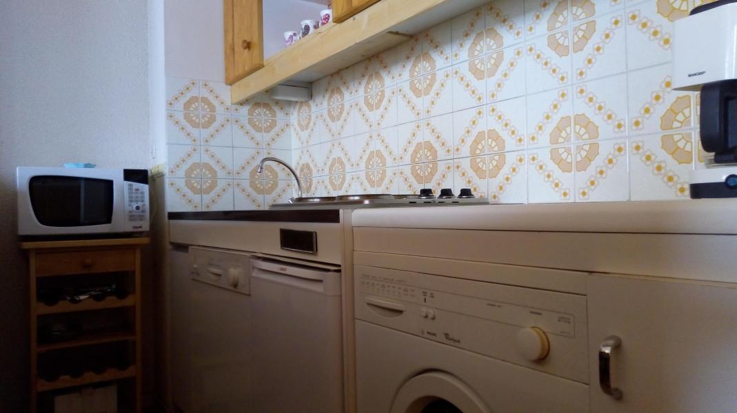 Location au ski Appartement 2 pièces 6 personnes (015) - Residence La Vanoise - Méribel-Mottaret