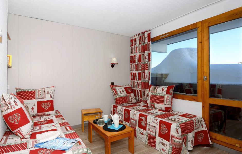 Location au ski Residence Le Hameau Du Mottaret - Méribel-Mottaret - Banquette