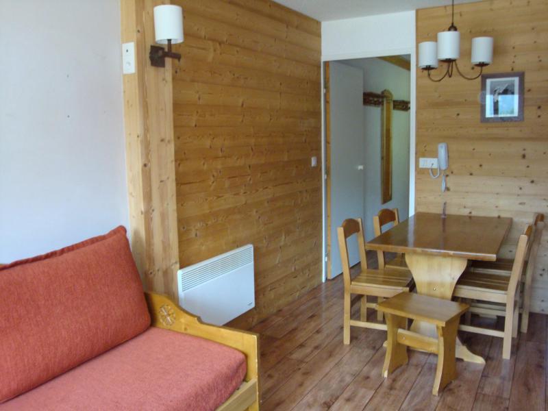 Location au ski Studio coin montagne 4 personnes (308) - Residence Le Plan Du Lac - Mottaret
