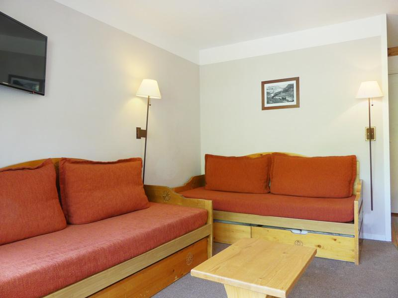 Location au ski Appartement 2 pièces cabine 6 personnes (802) - Residence Le Pralin - Méribel-Mottaret