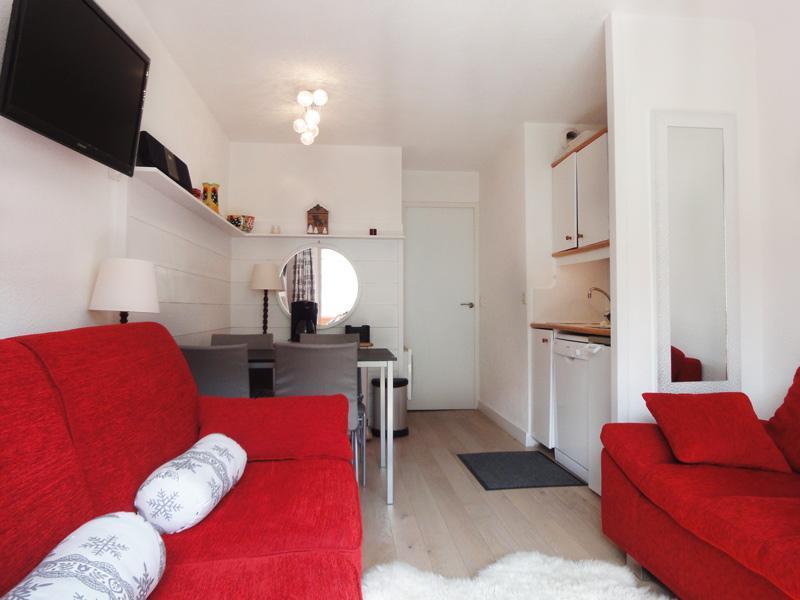Location au ski Appartement 2 pièces cabine 5 personnes (1003) - Residence Le Pralin - Méribel-Mottaret