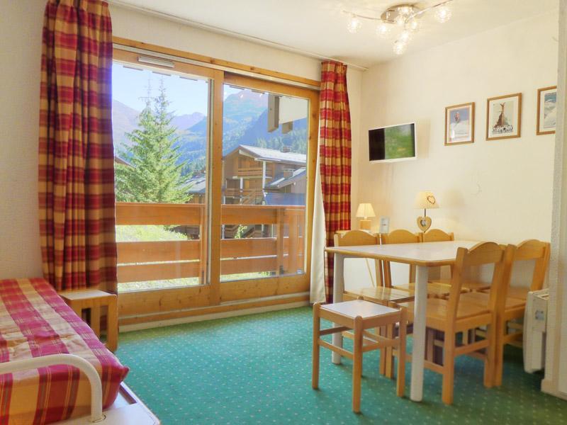 Location au ski Appartement 2 pièces 5 personnes (413) - Residence Le Pralin - Méribel-Mottaret