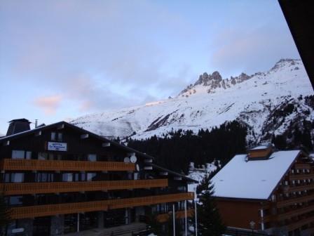 Location au ski Studio 3 personnes (35C) - Residence Le Roc De Tougne - Méribel-Mottaret