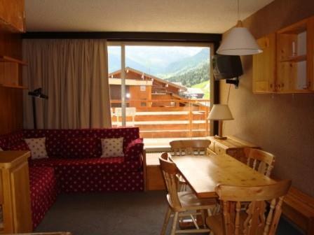Location au ski Studio 4 personnes (103) - Residence Le Ruitor - Méribel-Mottaret