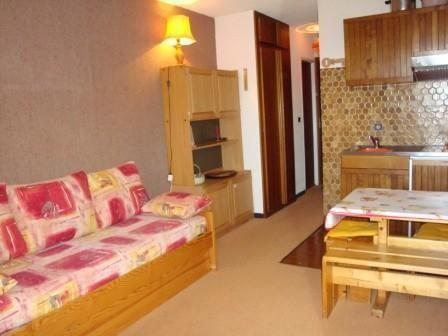 Location au ski Studio 3 personnes (510) - Residence Le Ruitor - Méribel-Mottaret