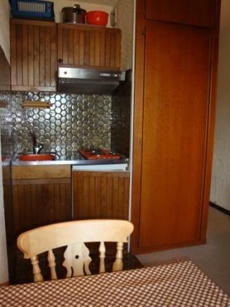 Location au ski Studio 2 personnes (111) - Residence Le Ruitor - Méribel-Mottaret