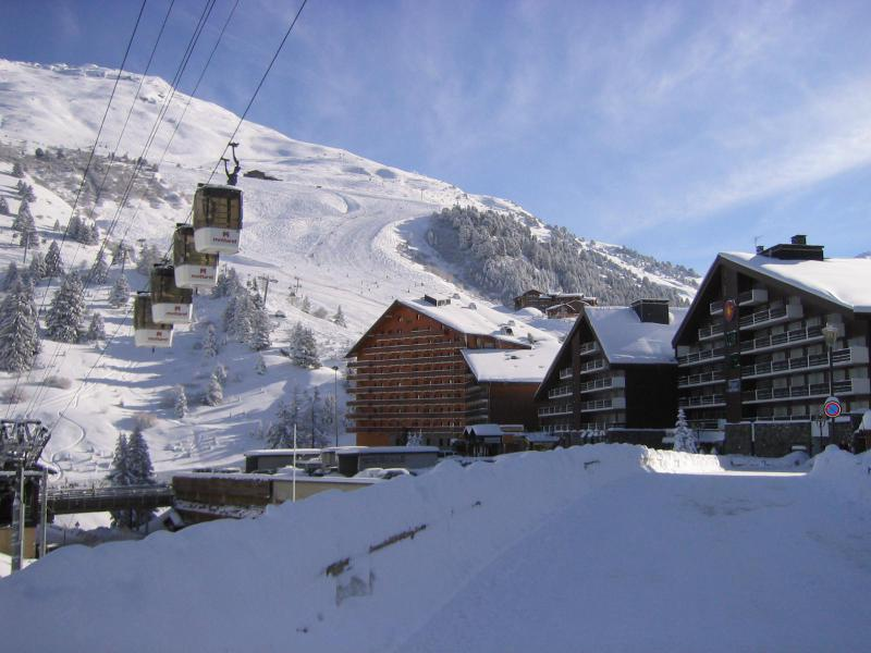 Location au ski Studio 4 personnes (113C) - Residence Le Ruitor - Méribel-Mottaret