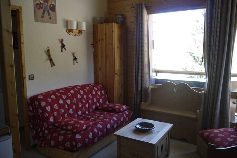 Location au ski Appartement 2 pièces 4 personnes (002) - Residence Les Asphodeles - Méribel-Mottaret