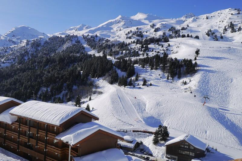 Location au ski Appartement 2 pièces 4 personnes (002) - Residence Les Plattieres - Méribel-Mottaret - Plan