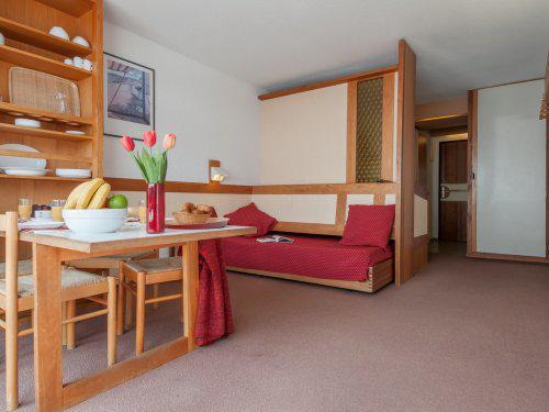 Location au ski Residence Maeva Les Bleuets - Méribel-Mottaret - Appartement