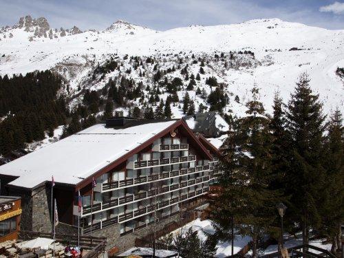 Location au ski Residence Maeva Les Bleuets - Méribel-Mottaret