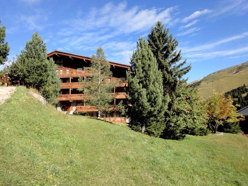 Location au ski Residence Mont Vallon - Méribel-Mottaret