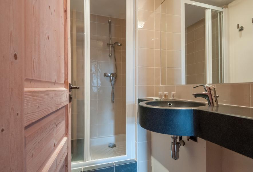 Location au ski Residence P&v Premium Les Crets - Mottaret - Douche