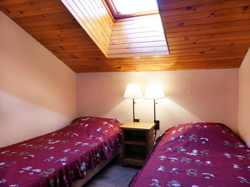 Location au ski Appartement duplex 3 pièces 6 personnes (410) - Residence Plan Du Lac - Méribel-Mottaret