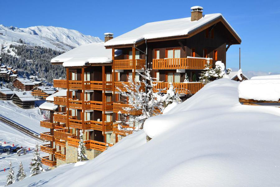 Location au ski Residence Plattieres - Mottaret