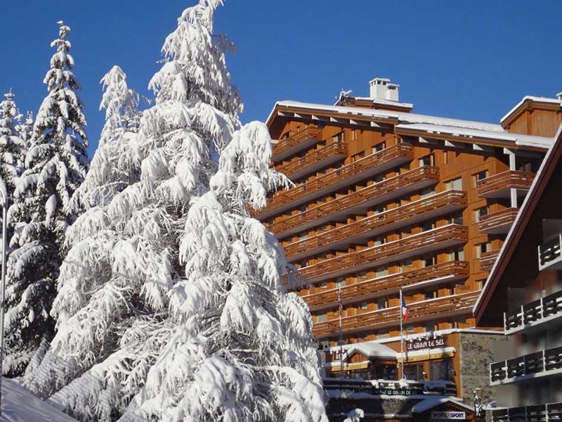 Location au ski Residence Plein Soleil - Méribel-Mottaret