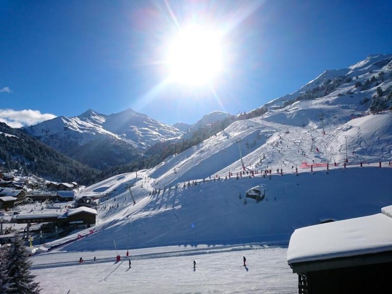 Location au ski Appartement 2 pièces cabine 6 personnes (1301) - Residence Plein Soleil - Méribel-Mottaret
