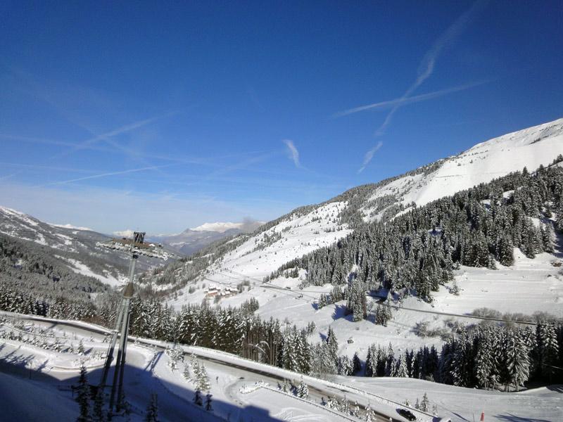 Location au ski Appartement 2 pièces mezzanine 6 personnes (1116) - Residence Plein Soleil - Méribel-Mottaret