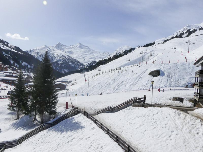 Location au ski Appartement 2 pièces 5 personnes (806) - Residence Plein Soleil - Méribel-Mottaret
