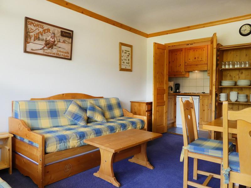 Location au ski Appartement 2 pièces 5 personnes (1105) - Residence Plein Soleil - Méribel-Mottaret