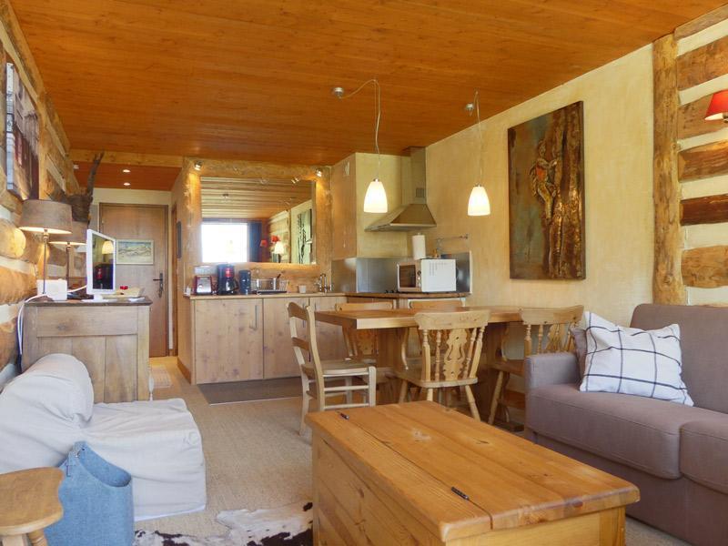 Location au ski Appartement 2 pièces 4 personnes (517) - Residence Plein Soleil - Méribel-Mottaret