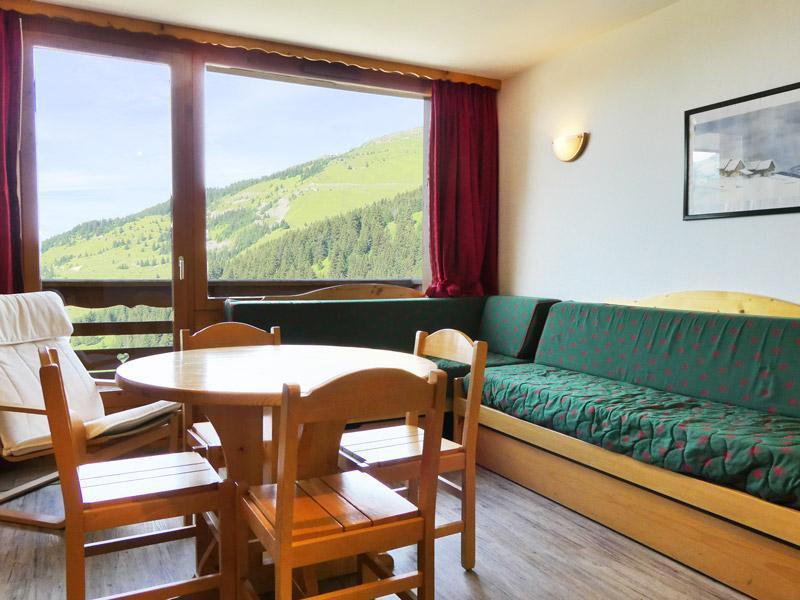 Location au ski Appartement 2 pièces 4 personnes (1214) - Residence Plein Soleil - Méribel-Mottaret