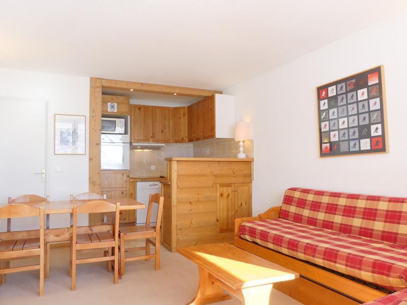 Location au ski Appartement 2 pièces 5 personnes (610) - Residence Plein Soleil - Méribel-Mottaret