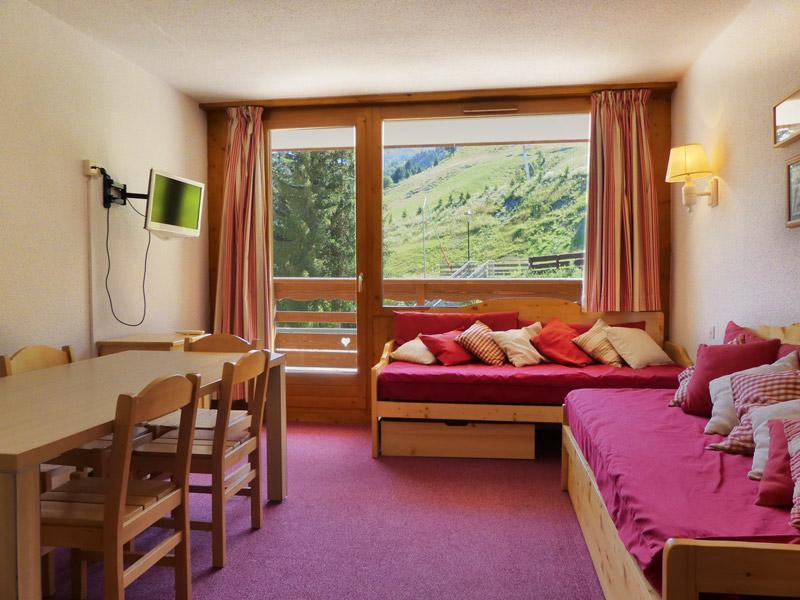 Location au ski Appartement 2 pièces 5 personnes (509) - Residence Plein Soleil - Méribel-Mottaret