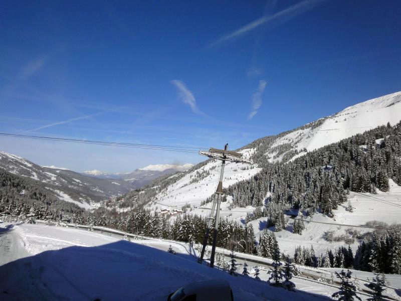 Location au ski Appartement 2 pièces 4 personnes (913) - Residence Plein Soleil - Méribel-Mottaret